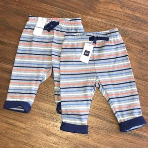 Twin baby boys pants from Baby GAP new w tags!